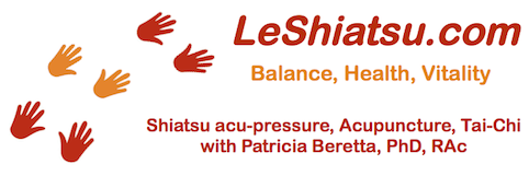 Le Shiatsu - An Integrative Therapy - logo
